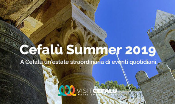 Summer 2019 Cefalù Live it Love it Visit Cefalù